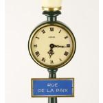 Jaeger Le Coultre Rue de la Paix Table Clock