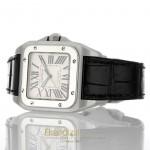 Cartier Santos 100 Ref. W20106X8 - 2878