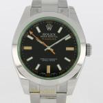 Rolex Milgauss Ref 166400GV NOS - Stickers