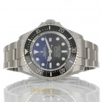 Rolex Sea Dweller Deepsea D-Blue Ref. 116660 Stickers