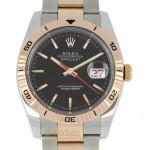 Rolex Date Just Turn O Graph Ref. 116261