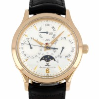 Jaeger Le Coultre Master Control Perpetual Ref. 140.2.80