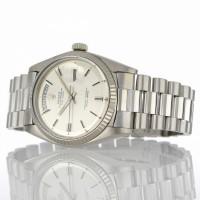 Rolex Day Date Ref. 1803 Linen Dial