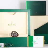 Rolex Yacht Master Ref . 116655 -Stickers