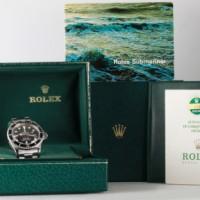 "Rolex Sea Dweller Ref. 1665 ""Doppia Scritta Rossa"" - Full Set"