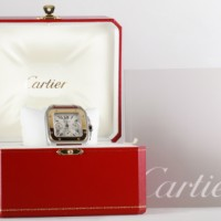 Cartier Santos 100 XL Ref. 2740 - W20091X7