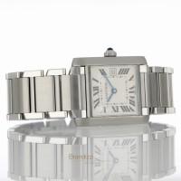 Cartier Tank Francese Ref. 2465