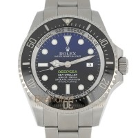 Rolex Sea Dweller Deep Sea D Blue Ref. 116660