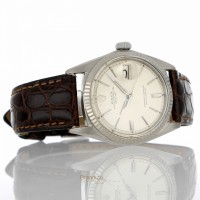 Rolex Date Just Ref. 1601 White Gold