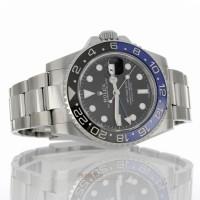 Rolex GMT II Ref. 116710BLNR