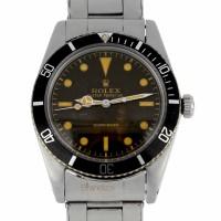 Rolex Submariner Ref. 5508 - Tropicale