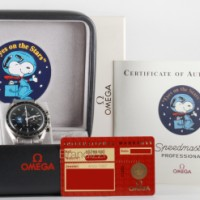 "Omega Speedmaster ""Snoopy Award Eyes On The Stars"" Ref. 35785100"