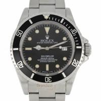 Rolex Sea Dweller Ref 16600