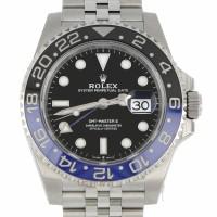 Rolex GMT II Ref. 126710BLNR - Stickers