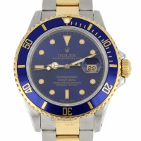 Rolex Submariner Ref. 16803 Purple Dial