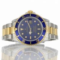 Rolex Submariner Ref. 16803 Purple Dial