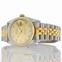 Rolex Date Just Ref. 16233