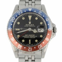 Rolex GMT Ref. 1675 Gilt dial