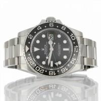 Rolex GMT II Ref. 116710LN - Stick Dial