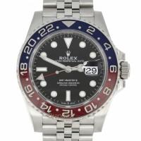 Rolex GMT II Ref. 126710BLRO