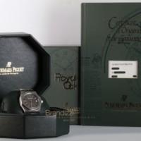 Audemars Piguet Royal Oak Ref. 14790ST - Tropical Dial