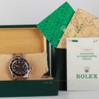 Rolex Submariner Ref. 16613 - Purple Dial