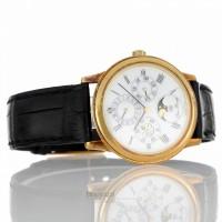 Omega Perpetual Calendar Louis Brandt Ref. BA 156 769B Z01