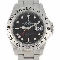 Rolex Explorer II Ref. 16570 Cal. 3186
