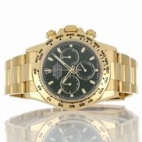Rolex Daytona Ref. 116508 - Green Dial