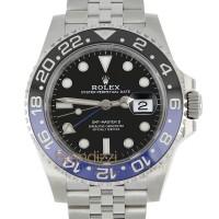 Rolex GMT II Ref. 126710BLNR