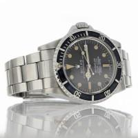 Rolex Sea Dweller Ref. 1665 - Rail Dial
