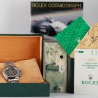 Rolex Daytona Ref. 16520 - 6 inverted - Full set