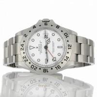 Rolex Explorer Ref. 16570 Cal. 3186