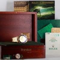 Rolex Submariner Ref. 16618 Sultan Dial - Like new Full set