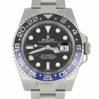 Rolex GMT Ref. 116710BLNR - NOS - Stickers