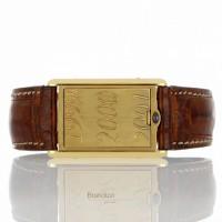 Cartier Tank Basculante Privèe Collection Ref. 2391